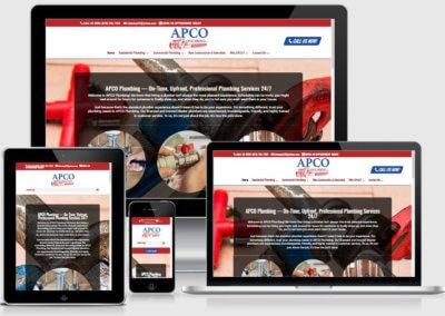 APCO Plumbing Service, Atlanta, GA – DIVI