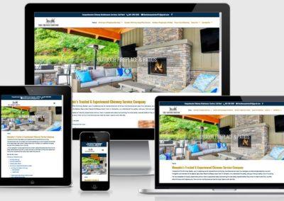 Chimney Doctors, Memphis, TN – DIVI Web Design